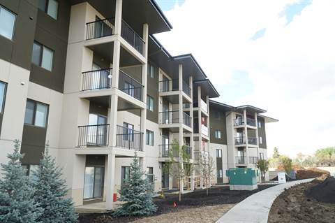 Sherwood Park 1 bedroom Apartment For Rent