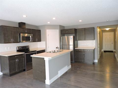 Edmonton Downtown 3 bedroom Duplex For Rent