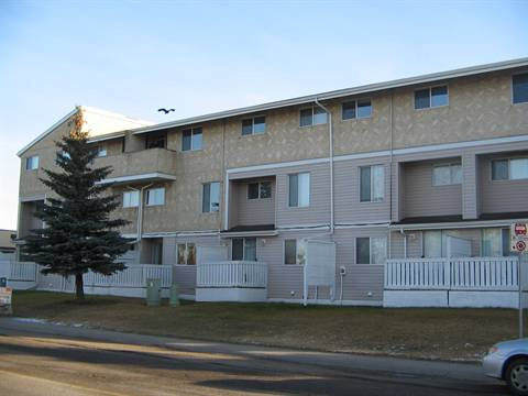 Grande Prairie Alberta Townhouse For Rent