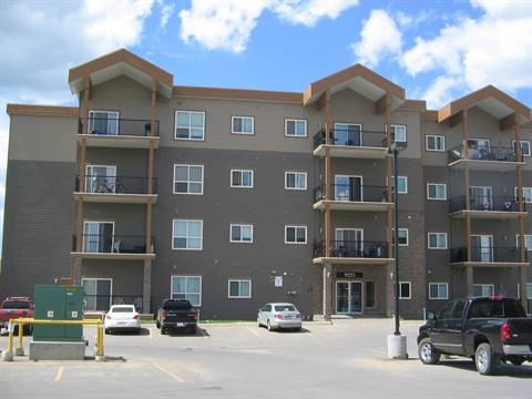 Grande Prairie Condominium for rent, click for more details...