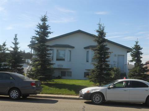 Grande Prairie Alberta Four-Plex For Rent