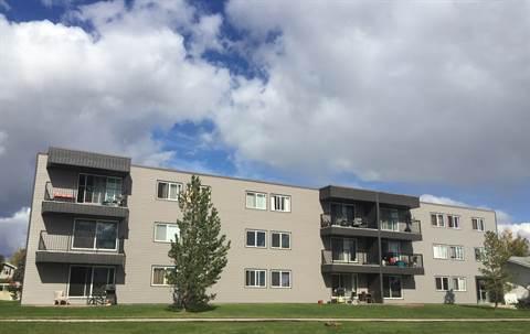 Grande Prairie 2 chambre à coucher Appartement À louer
