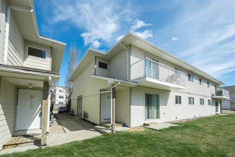 Fort Saskatchewan Alberta Eight-Plex For Rent