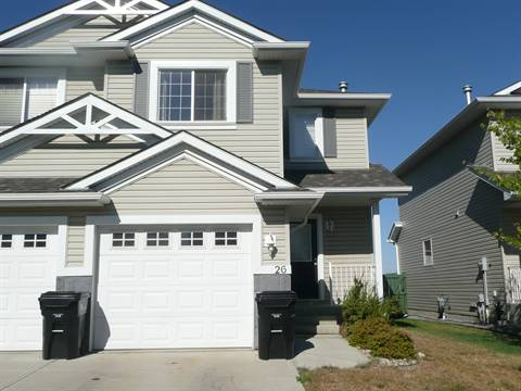 Sherwood Park Alberta Duplex For Rent
