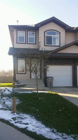 Stony Plain 3 bedroom Duplex