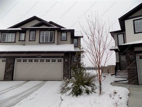 Edmonton South West 3 bedroom Duplex For Rent