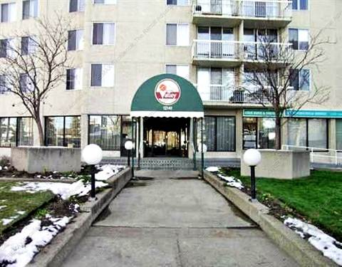 Edmonton Downtown 1 bedroom Condominium