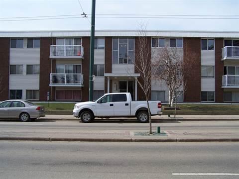 Edmonton Du centre 1 chambre à coucher Condominium À louer