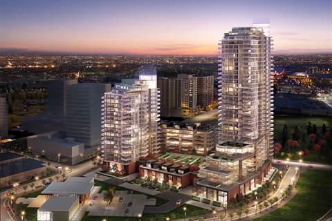 Calgary Alberta Condominium à louer