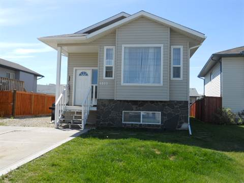 Grande Prairie 1 bedroom Suite For Rent