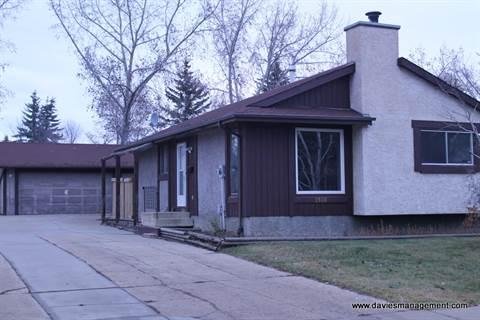 Edmonton North East 3 bedroom House For Rent
