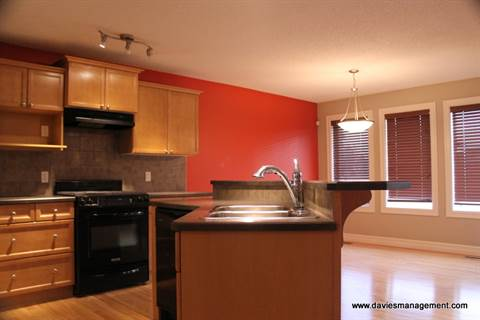 Edmonton South East 4 bedroom House For Rent