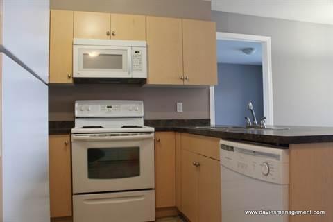 Stony Plain 2 chambre à coucher Condominium
