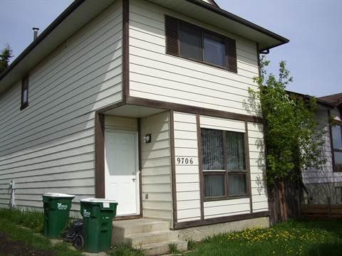Morinville Alberta House For Rent