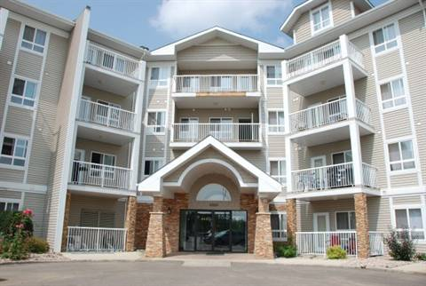Edmonton South West 1 bedroom Condominium For Rent