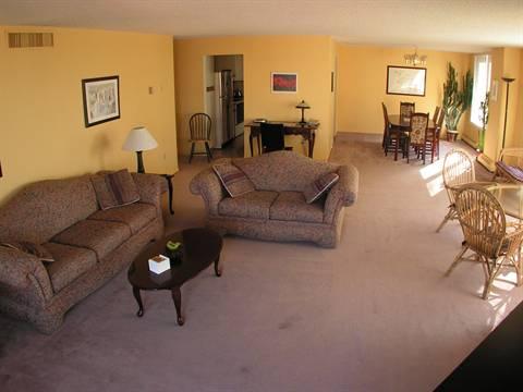 Calgary Du centre 2 chambre à coucher Condominium