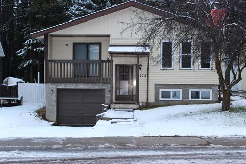 Sparwood 3 bedroom House