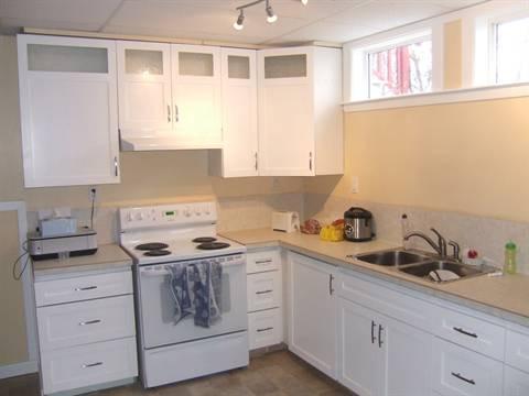 Westlock 2 bedroom Basement Suite