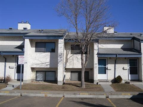Edmonton West 3 bedroom Townhouse For Rent