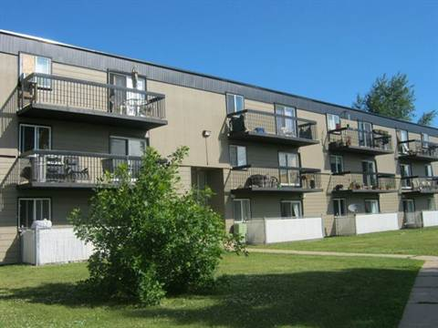 Slave Lake 1 bedroom Apartment For Rent