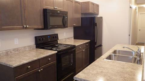 Grande Prairie 2 bedroom Four-Plex For Rent