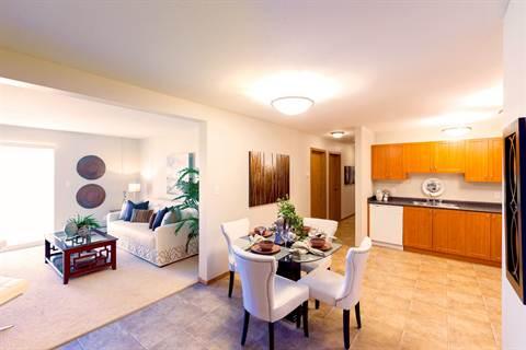 Leduc Appartement pour le loyer, cliquer pour plus de détails...