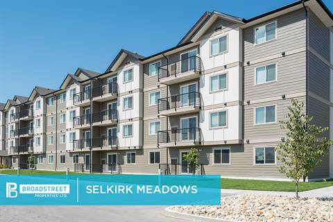 Selkirk 3 bedroom Apartment