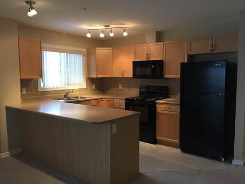 Fort Saskatchewan 1 bedroom Condominium For Rent
