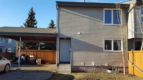 St. Albert 3 bedroom Townhouse For Rent