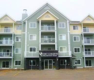 Fort Saskatchewan 2 chambre à coucher Condominium