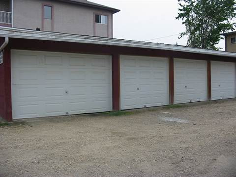 Red Deer Garage Space For Rent