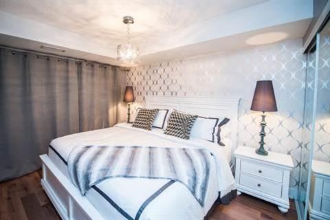 Toronto Centre 3 chambre à coucher Appartement À louer