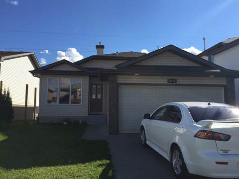 Edmonton North West 4 bedroom House For Rent