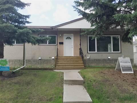 Edmonton Du nord-ouest 3 chambre à coucher Appartement en sous-sol À louer