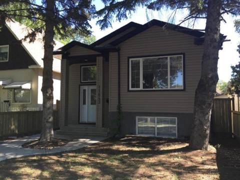 Edmonton North West 3 bedroom Main Floor Only For Rent