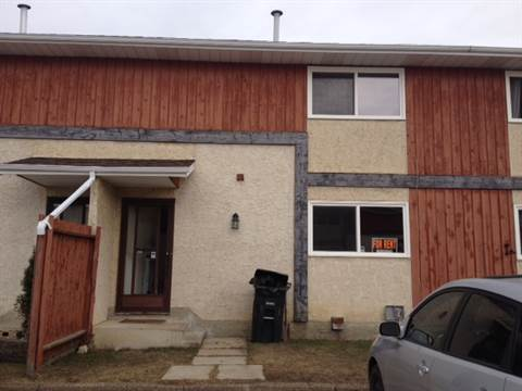 Redwater Townhouse for rent, click for more details...