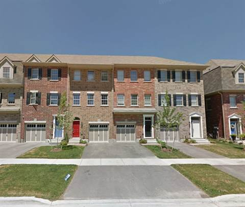 Kitchener Ontario Townhouse For Rent