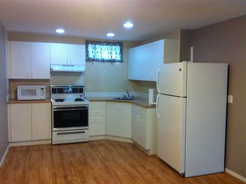 Red Deer Alberta Appartement en sous-sol à louer