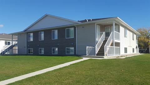 Bonnyville Eight-Plex for rent, click for more details...