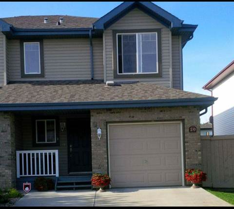 St. Albert Duplex for rent, click for more details...