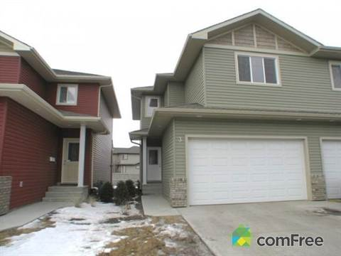 Edmonton Alberta Duplex For Rent