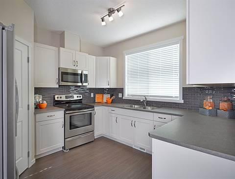 Leduc Maison urbaine pour le loyer, cliquer pour plus de détails...
